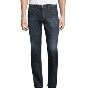 Hudson Blake medium wash jeans size 32